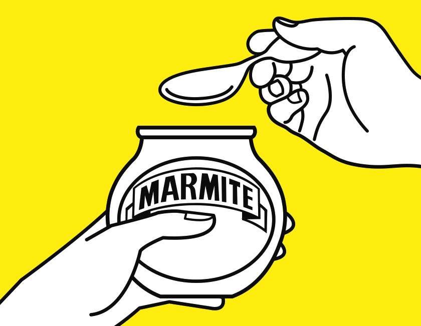 Dose it up this Veganuary - Marmite